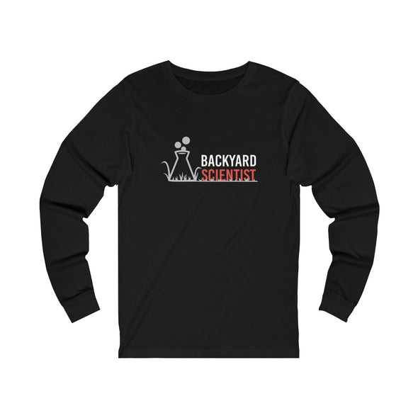 Backyard Scientist Long Sleeve - outloud-merch