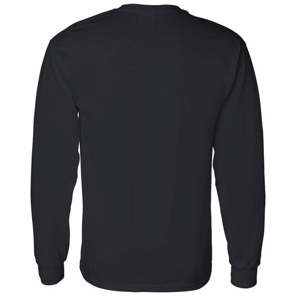 Today I Found Out Longsleeve Tee- Black - Outloud Merch