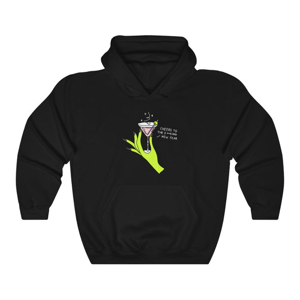 Ready to Glare | Cheers to the *** Hoodie