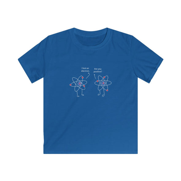 Backyard Scientist | Electron Kids Tee