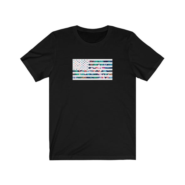 Backyard Scientist | Hawaiian Flag Tee