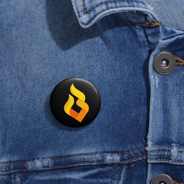 Simon Whistler - Business Blaze Pin