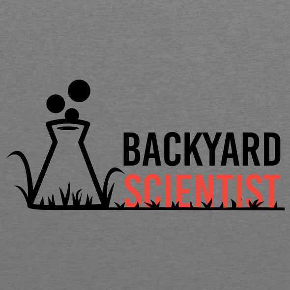 Backyard Scientist - Premium Heather - Outloud Merch