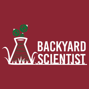 Backyard Scientist Exclusive Holiday Shirt