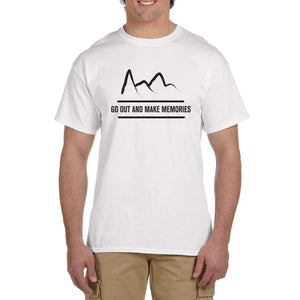 Mountain T-Shirt - White