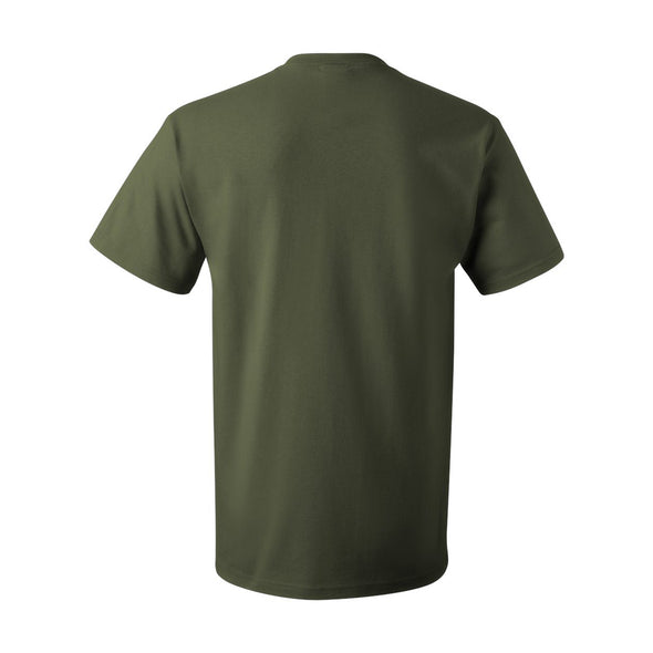 Mountain T-Shirt - Military Green - Outloud Merch