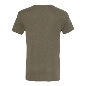 Triblend Mountain T-Shirt - Military Green