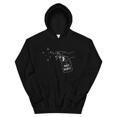Ready to Glare - Holy Water Hoodie - Outloud Merch