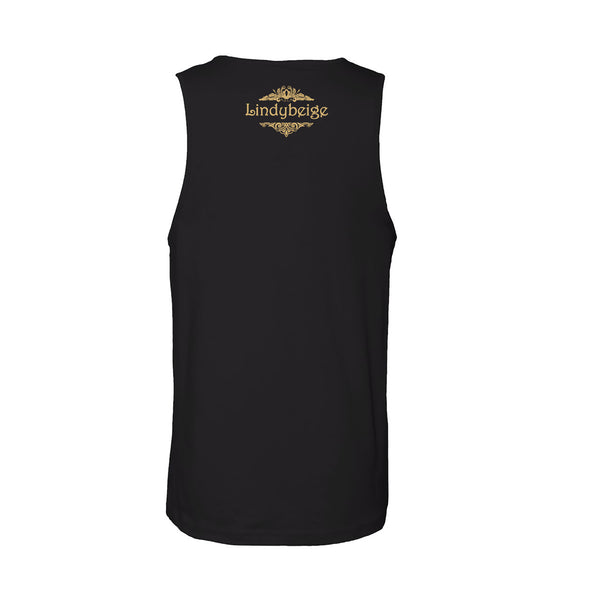 Lindybeige Tank Top - Black - outloud-merch