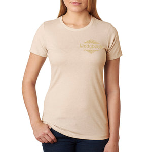 Logo Tee Left Chest - Ladies
