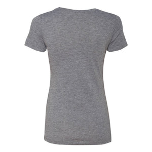 Today I Found Out Ladies Triblend Tee - Premium Heather