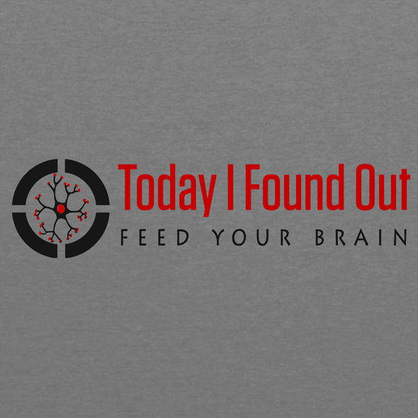 Today I Found Out Triblend Tee - Premium Heather - Outloud Merch