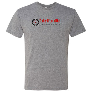 Today I Found Out Triblend Tee - Premium Heather
