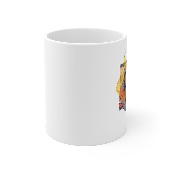 Simon Whistler - Business Blaze Mug