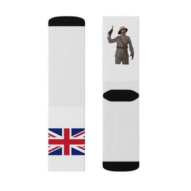 Lindybeige | British Officer Socks