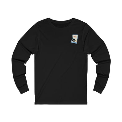 Alfo Media | Vinyl Long Sleeve Tee