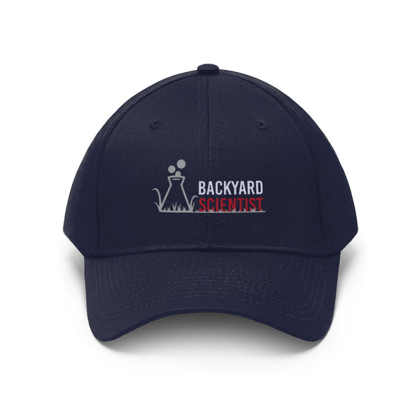 Backyard Scientist Twill Hat - outloud-merch