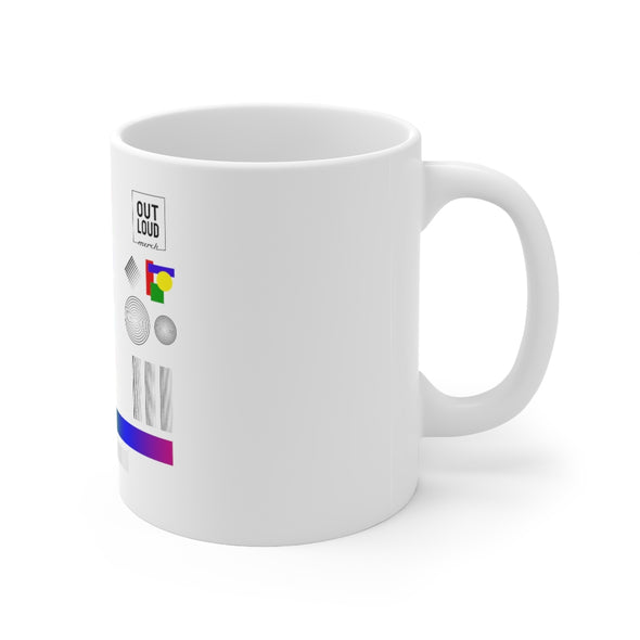 Ceramic Mug 11oz - SAMPLE