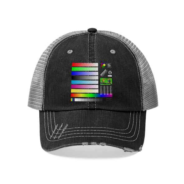 Unisex Trucker Hat - SAMPLE (ONE COLOR)