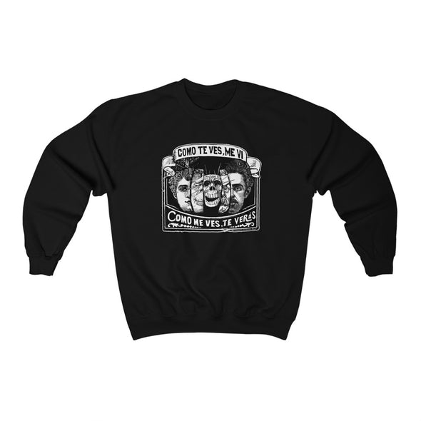 Order of the Good Death | Como Te Ves Crewneck