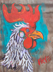 """Rooster"""