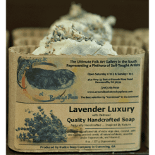 """Lavender Luxury"" 8 oz. Bar"