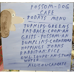 """Possum - Dog Cafe"""