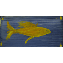 """Yellow Fish"""
