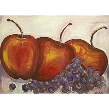 """Apples and Grapes"""