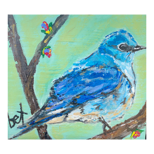 """Mountain Bluebird"""