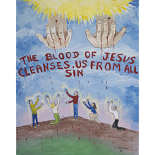 """The Blood of Jesus"""