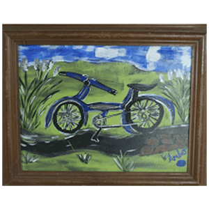 """Blue Bicycle"""