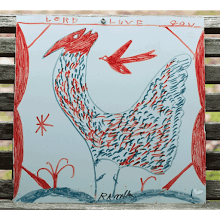 """Rooster & Red Bird"""
