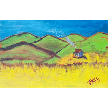 """Shack in the Hills"""