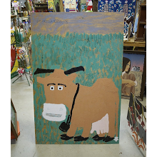 """Brown Cow"""
