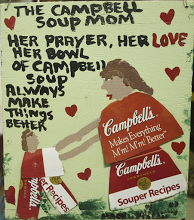 """Campbell Soup Mom"""