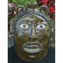 """Double Face Jug Jug"""