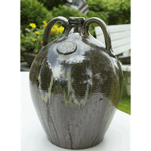 """Medallion Double Handle Jug"""