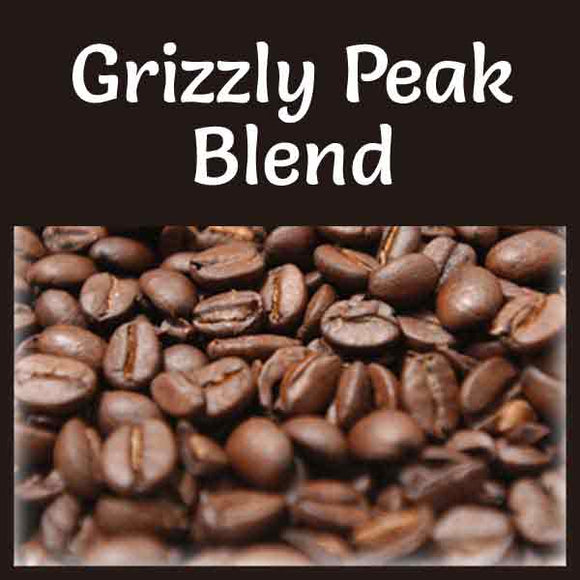 Grizzly Peak Blend