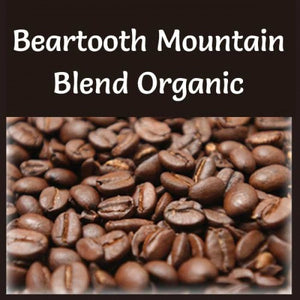 Beartooth Mountain Blend Organic