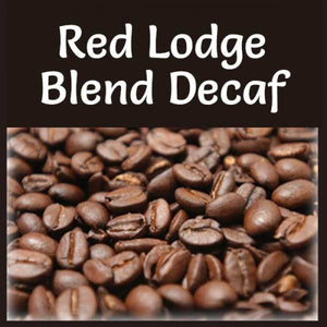 Red Lodge Blend Decaf