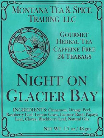 Night on Glacier Bay Tea