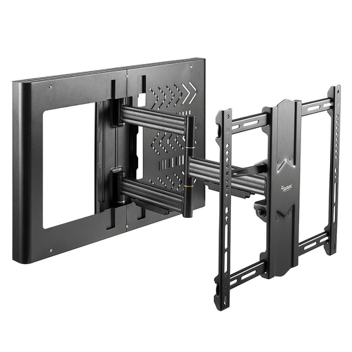 "Starburst SB-3270ART-FM-STB Fluid Motion Swivel Tilt & Extend TV Mount With STB Enclosure For 32"" 37"" 40"" 43"" 49"" 50"" 55"" 65"" and 70"" Flat Panel TV Displays"
