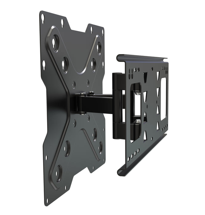 "Starburst SB-3275PS-US ULTRA SLIM PIVOT SWIVEL TV Wall Mount with 7.9"" Extension for 32"" 40"" 43"" 49"" 50"" 55"" 60"" 65"" and select 75"" Flat Panel TV Displays"
