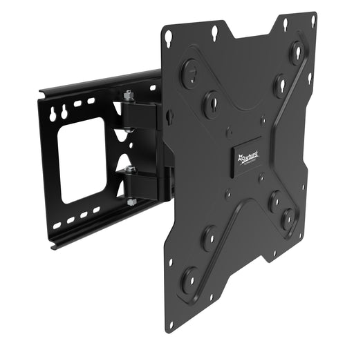 "Starburst SB-3275PS-US Pivot Swivel Ultra Slim Articulating Wall Mount With 7.9"" Extension For TV Display 32"" 40"" 43"" 49"" 50"" 55"" 60"" 65"" and select 75"" TVs."