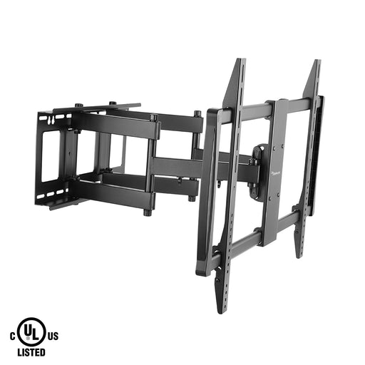 "Starburst SB-60100ART-XL-BEAST Series Extra Large UL LISTED Full Motion Dual Arm Wall Mount For TV Display 60"" 65"" 75"" 80"" 82"" 85"" 86"" 88"" 90"" 100"""