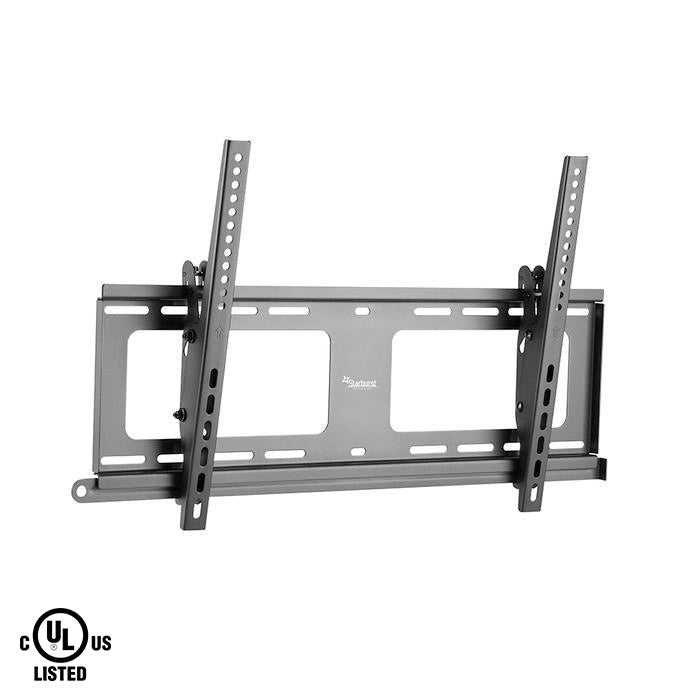 Starburst SB-3780WMT-ANTI THEFT PRO SERIES ELITE UL LISTED Heavy Duty  COMMERCIAL GRADE High Security Tilting Wall Mount 176LB Capacity For TV  Display
