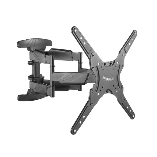 "Starburst SB-3250ART-D PRO SERIES Heavy Duty Full Motion Dual Arm Wall Mount For TV Display 32"" 40"" 43"" 49"" 50"""