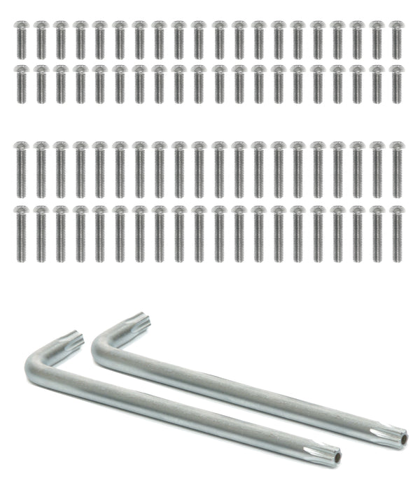SB-KIT-3-20 Security Screw Kit-Package (20 TVs) to secure TV Wall Mount to the SAMSUNG NJ Series TV