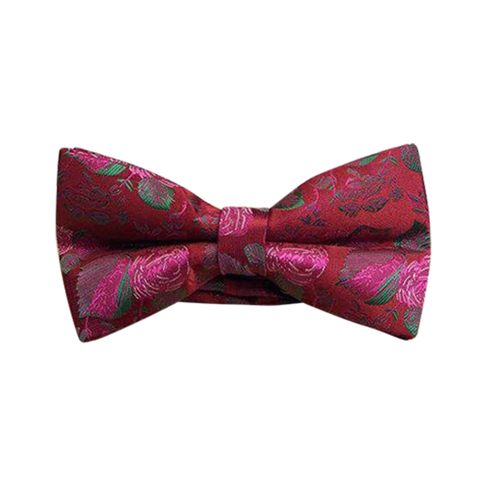 ROSE GARDEN BOW TIES